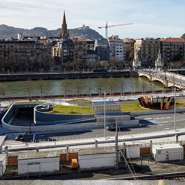 Estación Donostia Geltokia