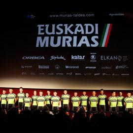 Euskadi - Murias 2019 presentation