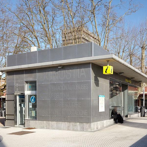 Estación Autobuses Donostia