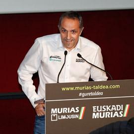 Presentación Euskadi - Murias 2019