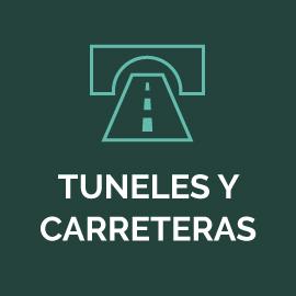 Túneles y carreteras