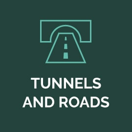 Tunnels and roads