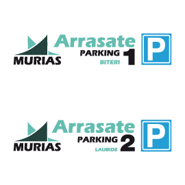Arrasate Parking