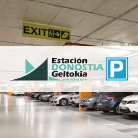 Parking Estación Donostia
