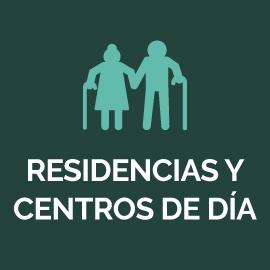 Residencias y Centros de día