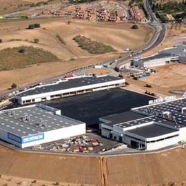 Centro Comercial Abadía en Toledo
