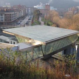Ferrocarril Metropolitano de Bilbao. Tramo San Antonio de Etxebarri