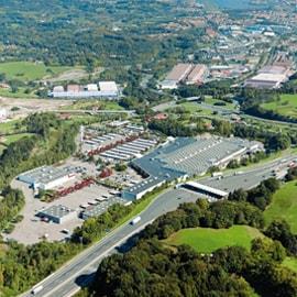 Parque Comercial Txingudi en Irun